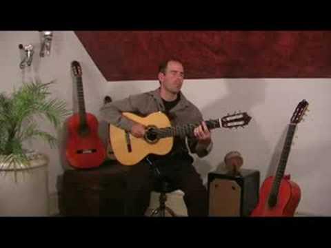 Flamenco Guitar - Farruca - Diego de Oro