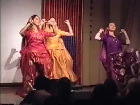 Famous Folk Dance From Rajasthan Banna Re by Saraswati Group