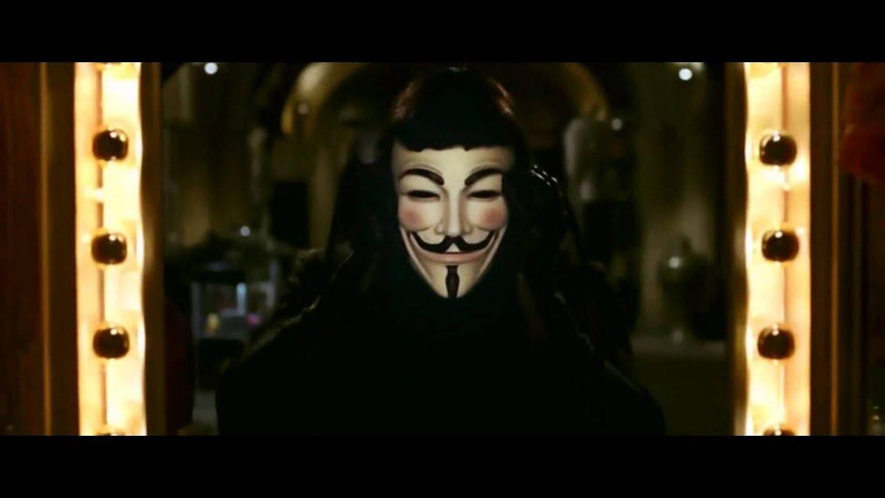 V For Vendetta Movie Cover V For Vendetta Trailer  HD