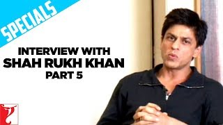 Shahrukh Khan Interview (Part 5) - Rab Ne Bana Di Jodi