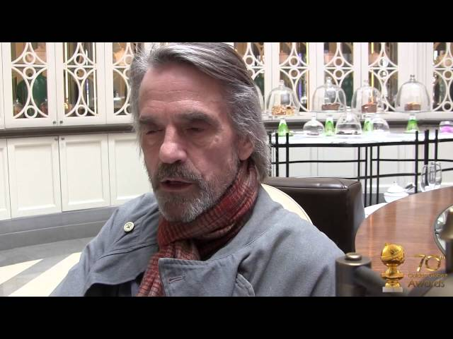 Between heaven and earth: Jeremy Irons discusses The Borgias