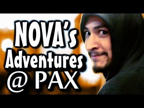 Nova's Adventures at PAX East 2012 Ep. 1