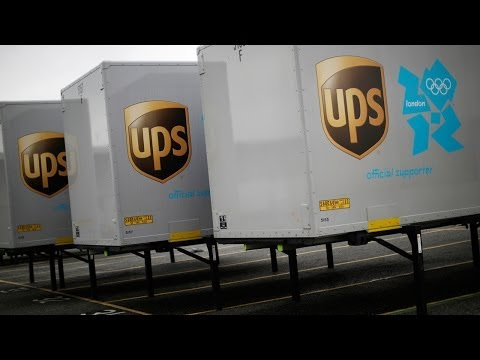 UPS Shares Rally After Shipper Sees and Raises FedEx Price Hike