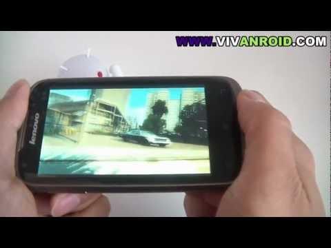 LENOVO A750 MTK6575 DUAL SIM CON ANDROID 4.0.3 menù multi-language anche in Italiano