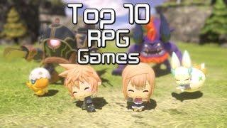 Top 10 PS Vita RPG Games In 2015 / 2016