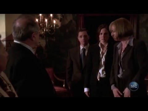 West Wing CJs Laughter HD