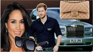 10 Expensive things owned By Prince Harry and Meghan Markle