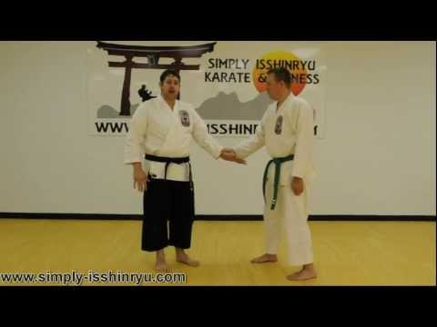 Arm Grab Self-Defense by Simply Isshinryu Karate & Fitness