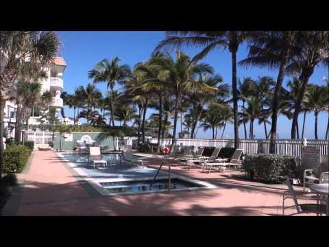 Real Estate Ocean Plaza condo in Deerfield Beach Florida