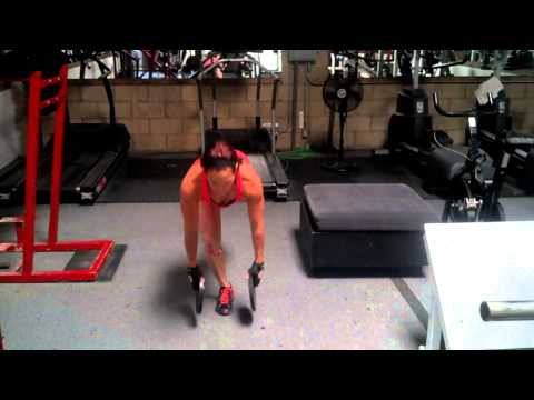 Unilateral Glute and Shoulder Series with Balance