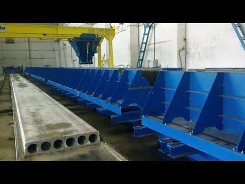 "NEW Precast Plant by Weiler GmbH in Kazakhstan TURNKEY / Завод ЖБИ для ТОО ""БК-Строй"" от Вайлер ГмбХ"