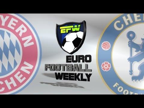 Bayern Munich vs Chelsea 30.08.13   UEFA Super Cup 2013