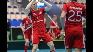 Польша до 19 : Швейцария до 19