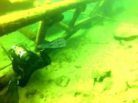 Gilboa Dive June 22