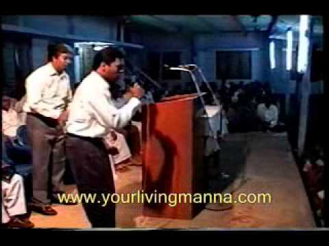 Malayalam Christian Sermon: Through Fire and Water by Br.Suresh Babu