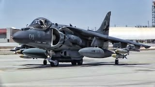 AV-8B Harrier - Marine Corps Air Station Yuma
