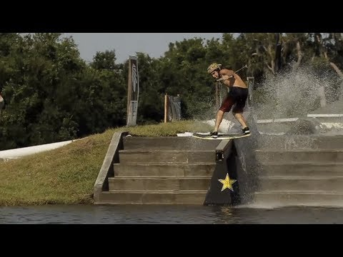 The Wake Skate Tour - Battle Falls