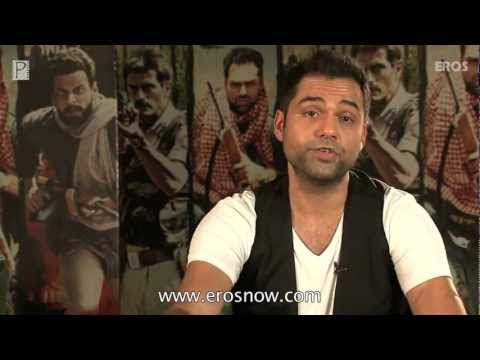 Abhay Deol Has A Message For You!