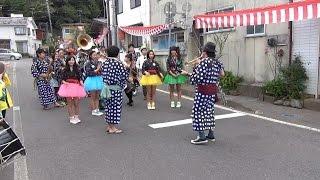 2014年9月20日 大友良英あまちゃんスペシャルビッグバンド@久慈秋まつり