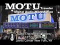 MOTU Traveler Portable Digital Audio Workstation