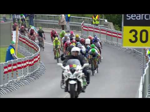 Tour de Suisse 2016 - Stage 4 - Finish