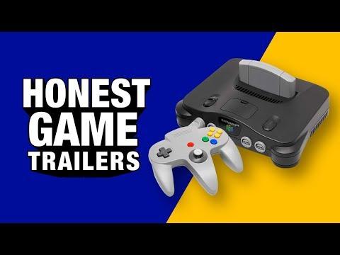 N64 (Honest Game Trailers)