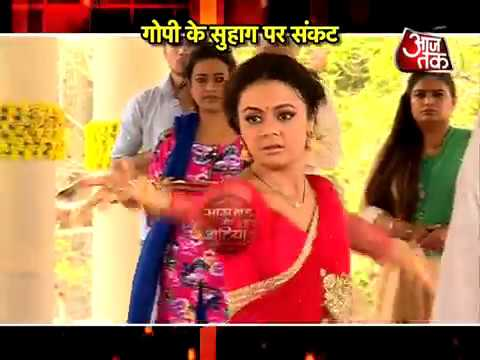 Gopi's 'taandav' dance in Saath Nibhana Saathiya