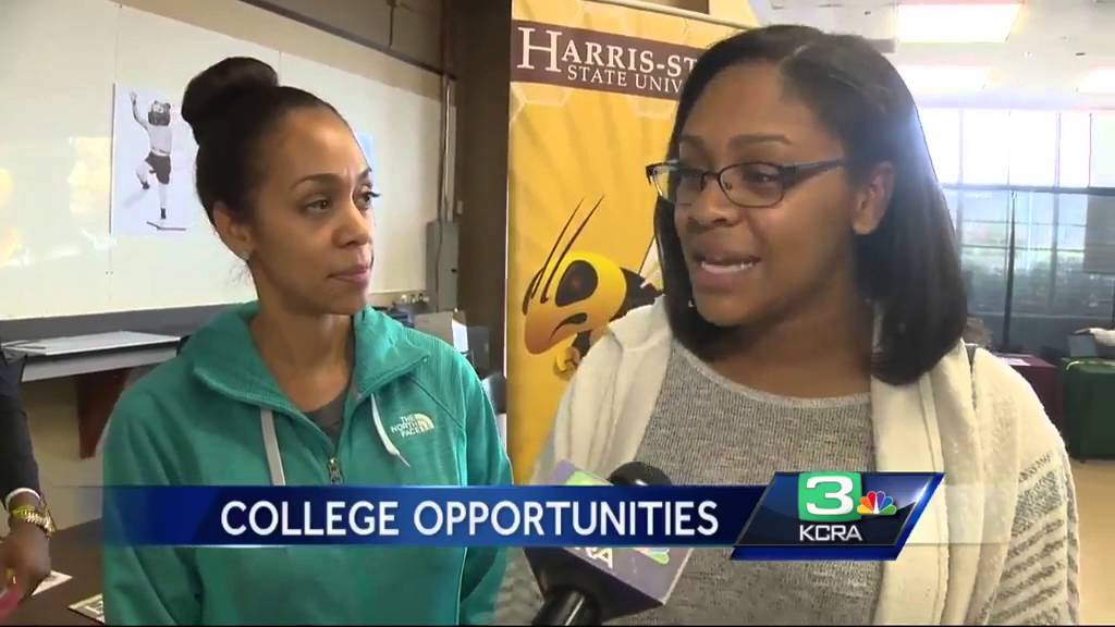 Recruiters from 22 historically black colleges, universities visit Sierra College