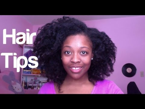 Growing Back Edges & Thicker Hair/Benefits of Using Castor Oil