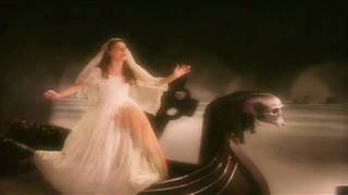 Клип Sarah Brightman - Phantom Of The Opera