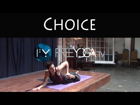 Choice | Hatha Yoga Class