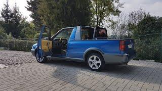 Škoda Felicia pick-up Fun 1.6 renovace