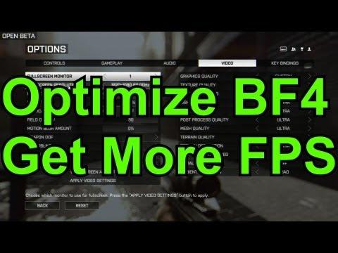 Bf4 Ultra Graphics Max Settings Ultra Bf4
