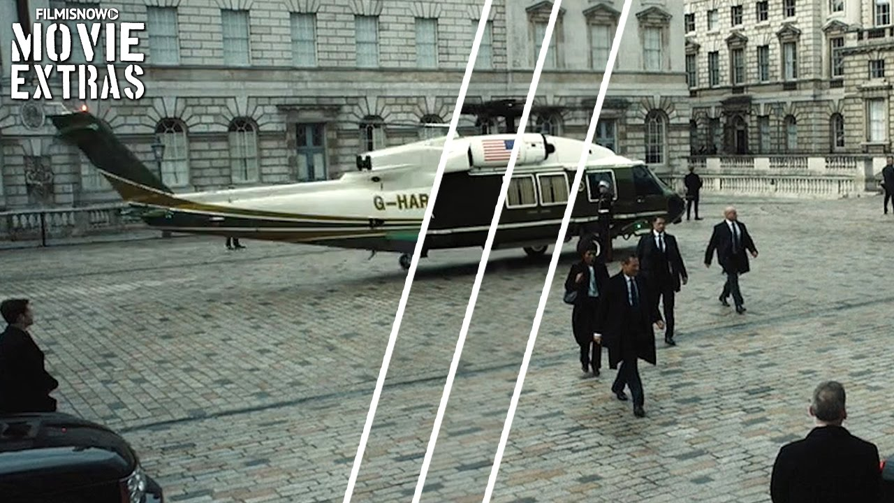 London Has Fallen - VFX Breakdown by Intelligent Creatures (2016)
