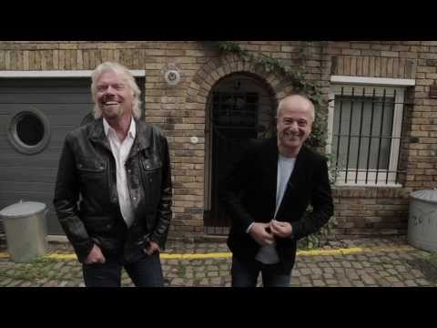 YouTube Gems: Richard Branson And The Story Of Virgin Records