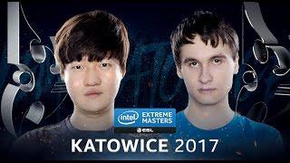 StarCraft II - Stats vs. Neeb [PvP] - Group B - IEM Katowice 2017