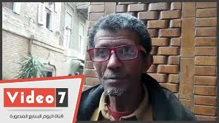 شاهد عيان على حريق أبو العلا :