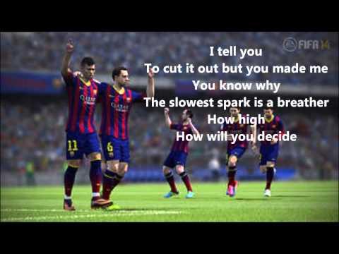 FIFA 14 | Chvrches - We Sink Lyrics [HD]