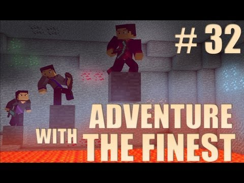 Minecraft Adventure with the Finest - Ep. 32 - Wither Preparation!