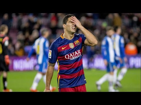 Luis Suarez Banned For Two Copa del Rey Matches