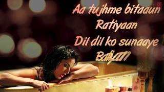 Maine Khud Ko Ragini MMS 2  Song With Lyrics   Sunny Leone   Mustafa Zahid