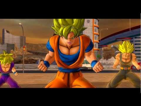 Dragon Ball Z Ultimate Tenkaichi - Broly. The Legendary Super Saiyan
