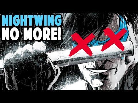 Nightwing No More! - Batman #55