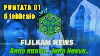 FIJLKAM NEWS  01 - Anno nuovo... Judo nuovo...