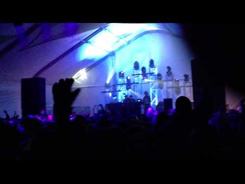Talkbox Intended by Gramatik on NYE at Snow Globe 2012