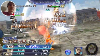 Final Fantasy Opera Omnia- Cid Event
