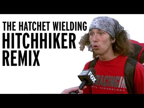 MIKE RELM: THE HATCHET WIELDING REMIX