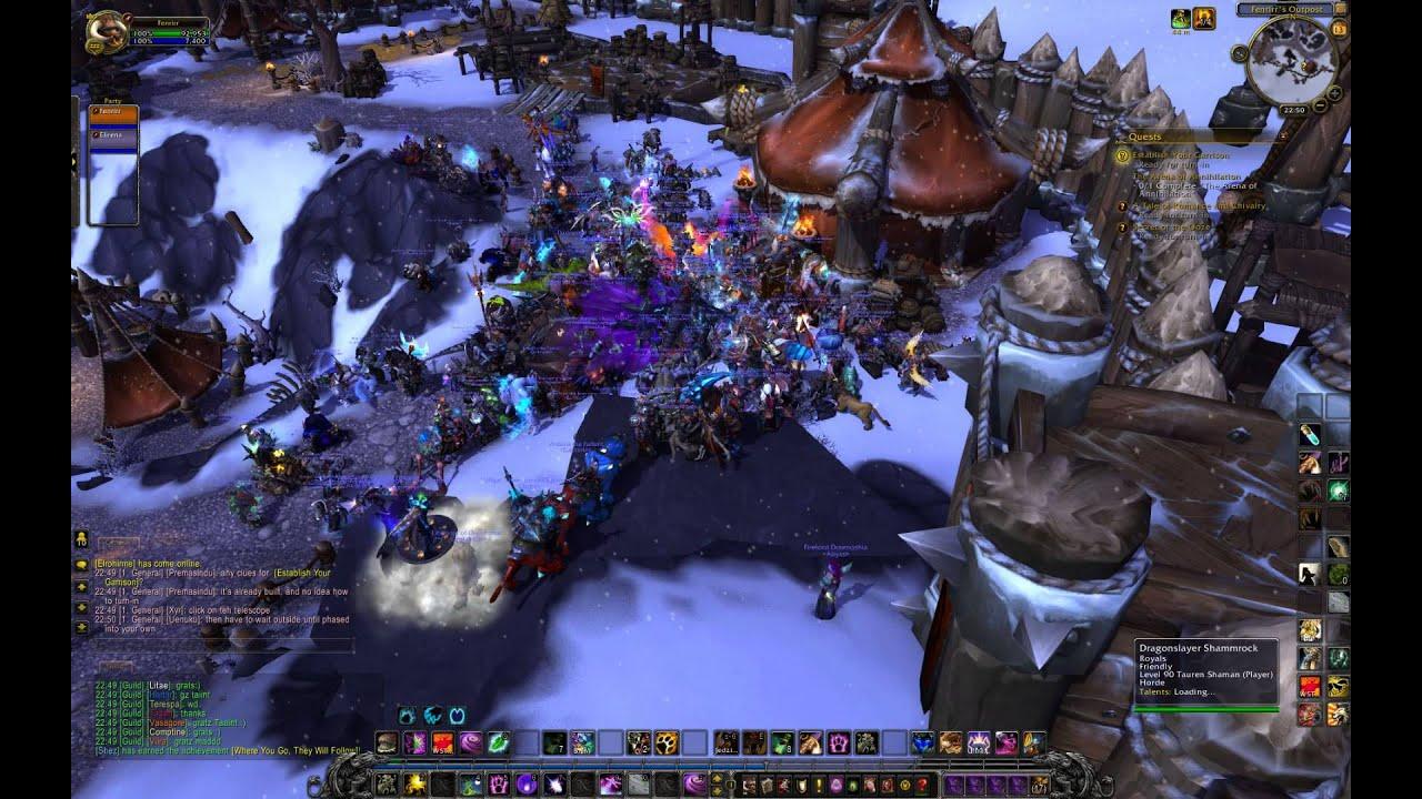 Harlem Shake World of Warcraft williamhill apuestas online betting william hill v1: Bladefist Bay - YouTube