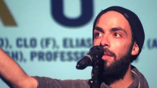 Poetry Slam de Lux