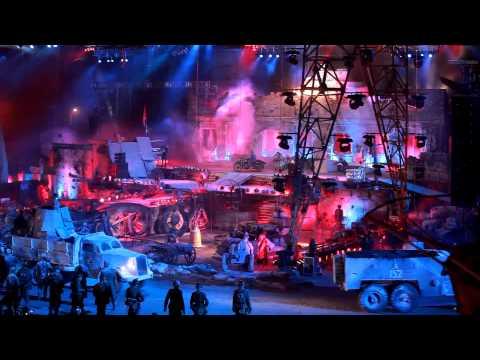 Байк шоу - 2013 Волгоград. Сталинград Кульминация HD